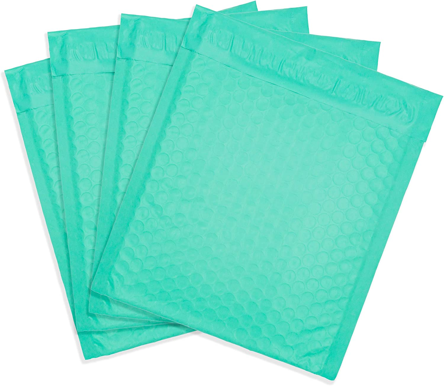 Spec Pack Pro Animer and price revision 6.5 x gift 10 inch Poly Pcs Bubble Pad Mailers Teal 25
