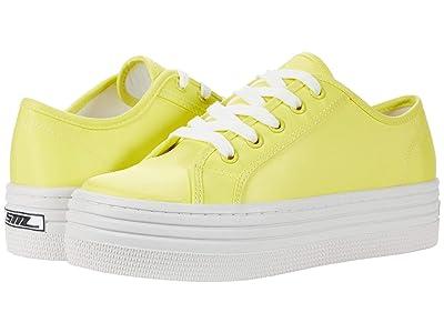 Steve Madden Bobbi 30 Sneaker (Yellow) Women