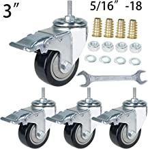 Best 1.5 inch swivel caster Reviews