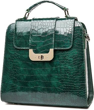 QIWANG LEATHER BAG INC @ Amazon com: