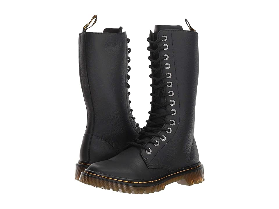 Dr. Martens Luana Tall (Black Newark) Women