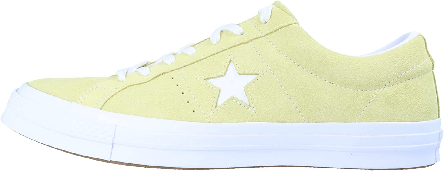 Converse One Star Unisex Sneakers Yellow