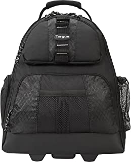 8b6a091ac472 Targus Rolling Backpack Case for 15.4-Inch Laptops