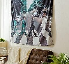 51 H x 60 W,Pineapple-9 Shukqueen Three Fresh Pineapple Printed Wall Art Hanging Tapestry Dorm Decor