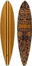 Bamboo Skateboards – Pintail Longboard Tiki Man 44