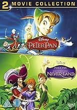 Peter Pan and Return to Neverland [Reino Unido] [DVD]