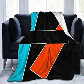 SNTEER 21 Pi-Lots Ultra-Soft Micro Fleece Blanket Throw Super Soft Hypoallergenic Plush Bed Couch Living Room