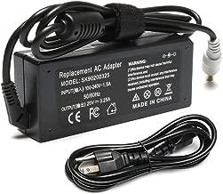 65W AC Adapter for Lenovo Thinkpad Edge E545 E445 E145 E525 E320 E120; B50 G40 G50 Z40 Z50 Z70 T400 T410 T420 T420s T500 X120e X130e X131e R61i SL500 SL510 Charger Power Cord