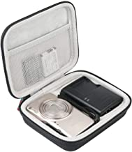 Khanka Hard Travel Case Replacement for Canon PowerShot ELPH 180/190 / 360 Digital Camera