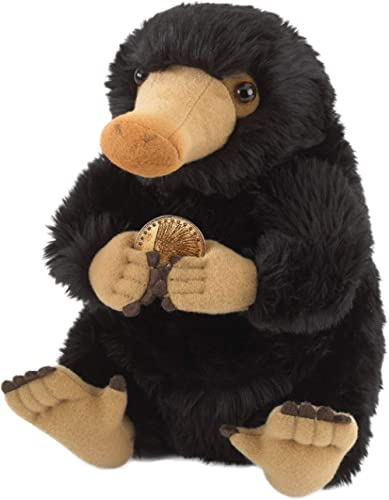 The Noble Collection Niffler Plush in Tray Officially Licensed 9in (23cm) Fantastic Beasts Toy Dolls Magical Creature...