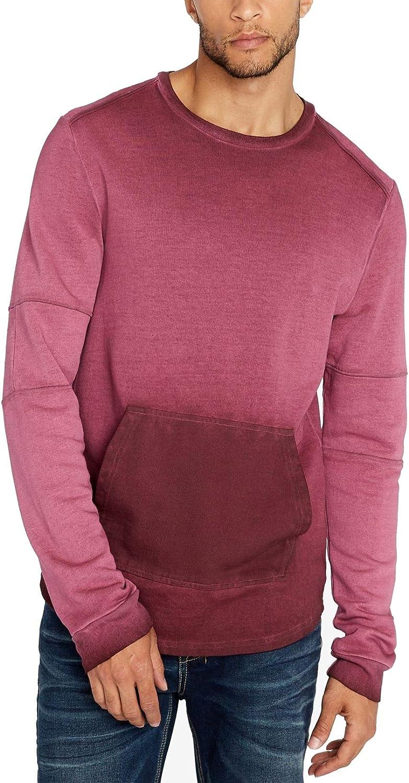 Buffalo 5% OFF David Virginia Beach Mall Bitton Mens Sweatshirt French Terry