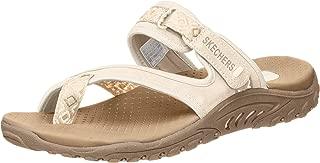 Skechers Women's Reggae-Trailway Flip-slop Sandals Flop
