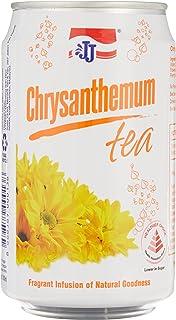 JJ Chrysanthemum Tea Case, 300 ml (Pack of 24)