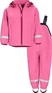 Playshoes Softshell-Set Blouson Bébé Fille