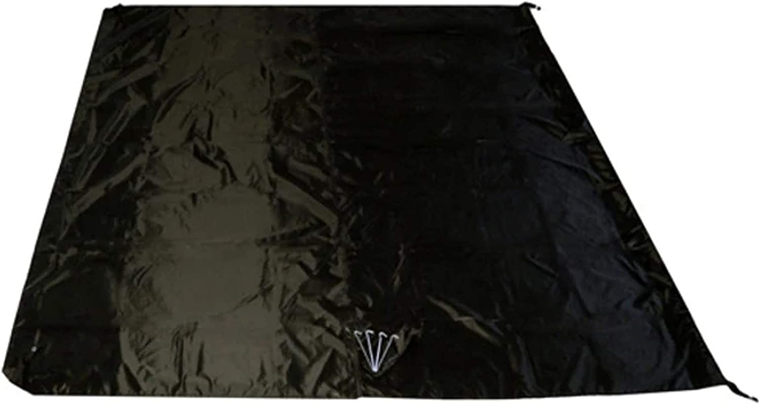 Free shipping anywhere in the nation PahaQue Ranking TOP17 Rendezvous Dome Tent Footprint 9 by Foot 7 C Waterproof