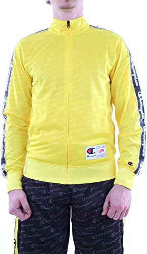 Champion Full Zip Sweatshirt, Sweat-Shirt - M