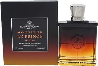 Marina De Bourbon Monsieur Le Prince On Fire Eau de Parfum 100ml
