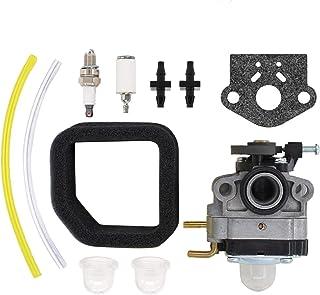 MOTOKU 753-06220B Carburetor Carb kit for Troy Bilt TB575EC TB525EC TB525ES TB575ES MTD MP479 Cub Cadet BC509 SS418 Yard M...