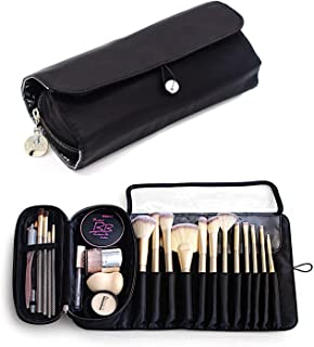 Makeup Bag Makeup Brush Holder for Woman Multifunctional Cosmetic Bag Makeup & Manicure Tools Organizer Travel Portable Cosmetic Organizer.