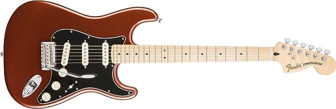 Fender Deluxe Roadhouse Stratocaster - Maple Fingerboard - Classic Copper