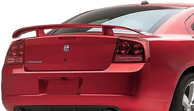 California Dream Compatible with: 2006 2007 2008 2009 2010 Dodge Charger Spoiler (Brilliant Black Pearl PXR)