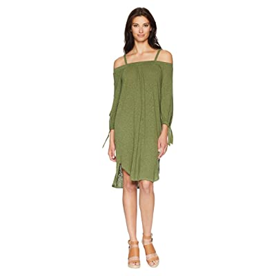 Three Dots Eco Knit Dress (Meadow) Women