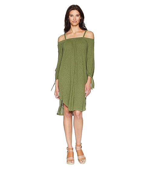 THREE DOTS Eco Knit Dress, Meadow