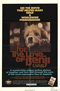 For The Love of Benji 1978 Authentic 27