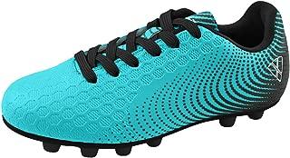 Vizari Unisex-Kid's Stealth FG Black/White Size 10 Soccer...