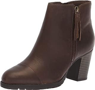 CLARKS Women's Verona Peach Fashion Boot