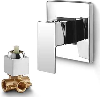 Dr Faucet Shower Mixer Valves Wall Mount Bathroom Copper Faucet Shower Rough-In Valve Trim Kit Dr-1500