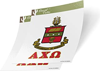 Best chi omega crest high quality Reviews