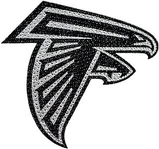 NFL Atlanta Falcons Bling Emblem, 6.25-inches