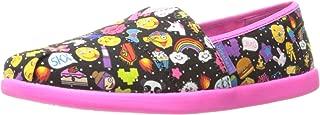 Skechers Kids SOLESTICE-Emoji Girls Slip-On
