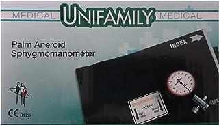 Manómetro aneroide de la palma de la mano Unifamily medidor de presión manual
