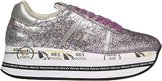 PREMIATA Luxury Fashion Womens BETHVAR4035 Silver Sneakers | Fall Winter 19