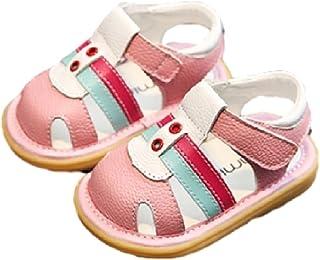 [Nana_Collection(ナナコレクション)] 夏 子供靴 ベビー キッズ サンダル ストラップ レザー ベルクロ ストラップ 外遊び