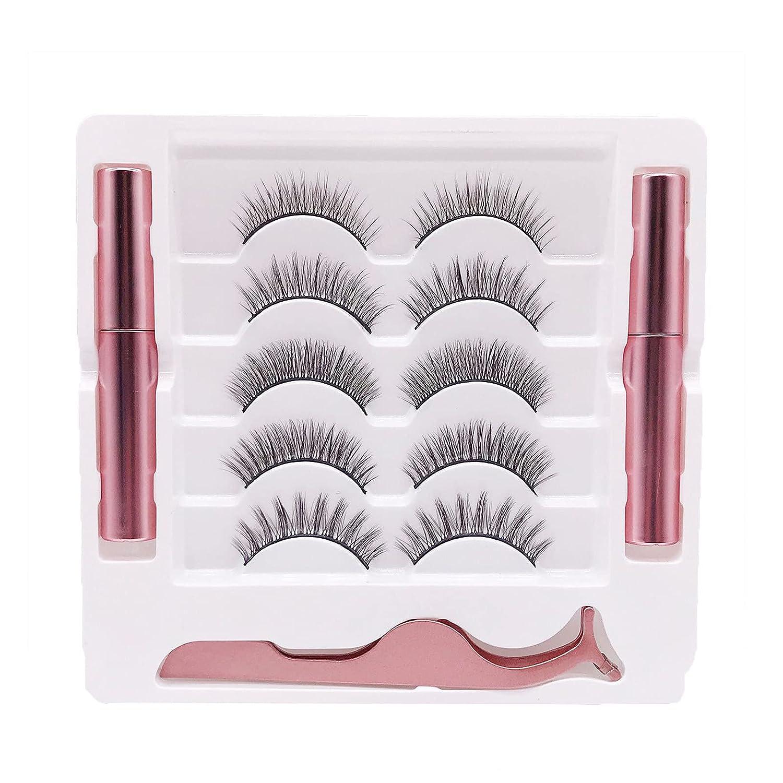 Nature Deluxe Fluffy Long Soft False Selling rankings Eyelashes Fake 5 Box Eyelashe Pair
