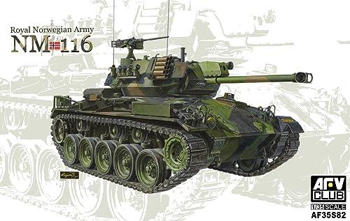 Unbekannt AFV Club AFV35S82 - 1 35 Norwegische Armee NM 116