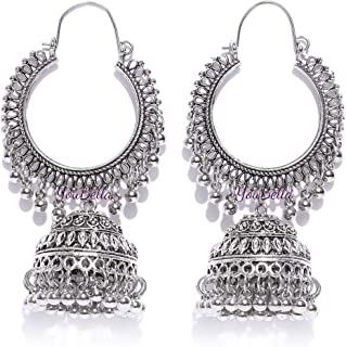 4b0c685423475 Amazon.in: Oxidised Silver - Fashion Jewellery: Jewellery