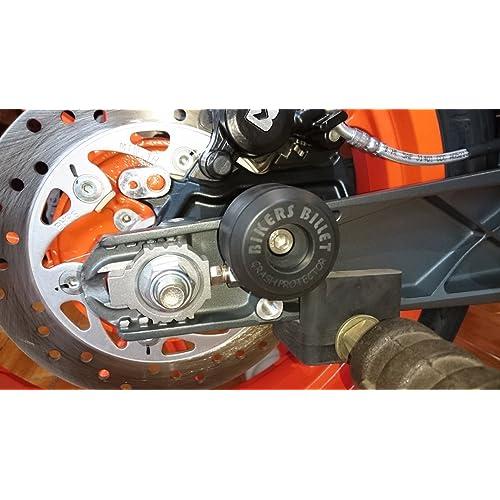 Bikers Billet Rear Swing Arm Slider for KTM RC/Duke 200/250/390