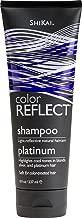 Shikai Color Reflect Platinum Shampoo, 8-Ounce Tubes (Pack of 3)