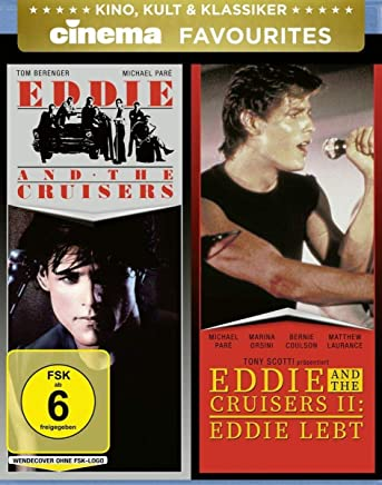 Eddie and the Cruisers: CINEMA Favourites Edition / Double Feature