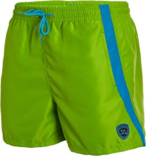 Zagano Men's Swimming Trunks, Board Shorts for Men with Drawstring, Swimming Trunks, Sports Shorts, Shorts S-5XL, Made in EU