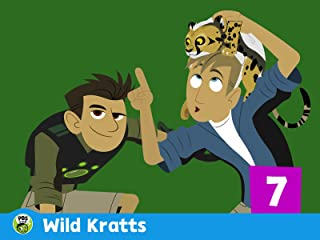 Wild Kratts Season 7