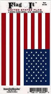 Best american flag window Reviews