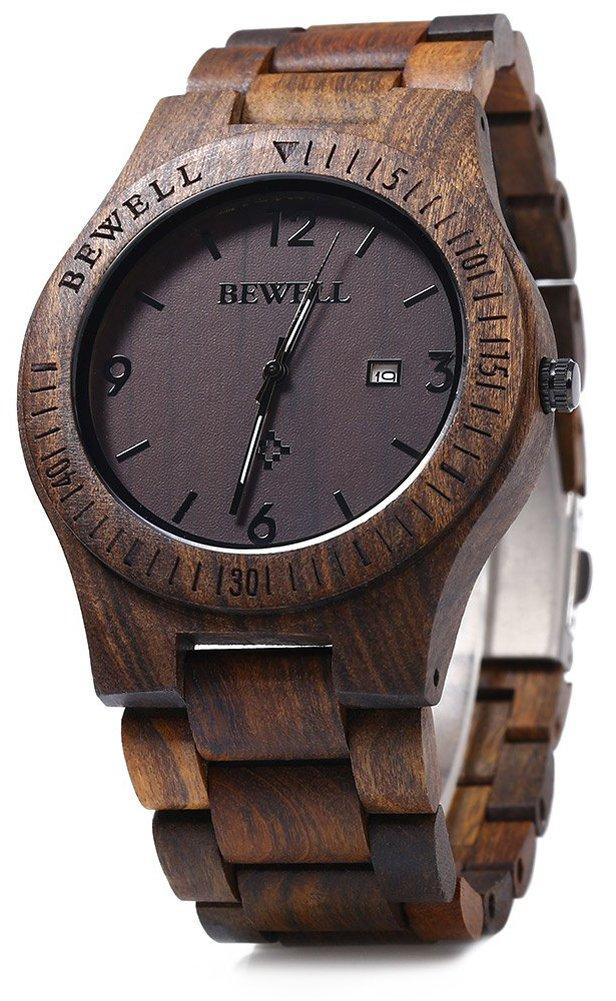 ZS W086B Lightweight Calendar Movement Wristwatches