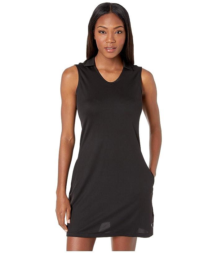 PUMA Golf Fair Days and Fairways Dress (PUMA Black) Women