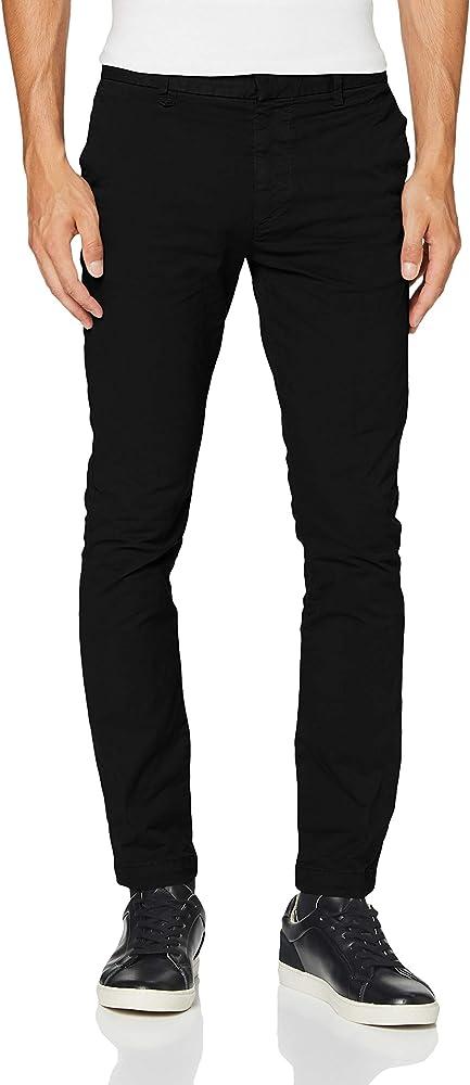 Hugo boss,  pantaloni per  uomo,98% cotone, 2% elastan 50437969