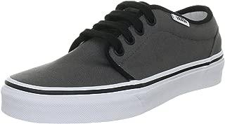 106 Vulcanized Skate Shoes (10.5 B(M) US Women/9 D(M) US Men, Pewter/Black)